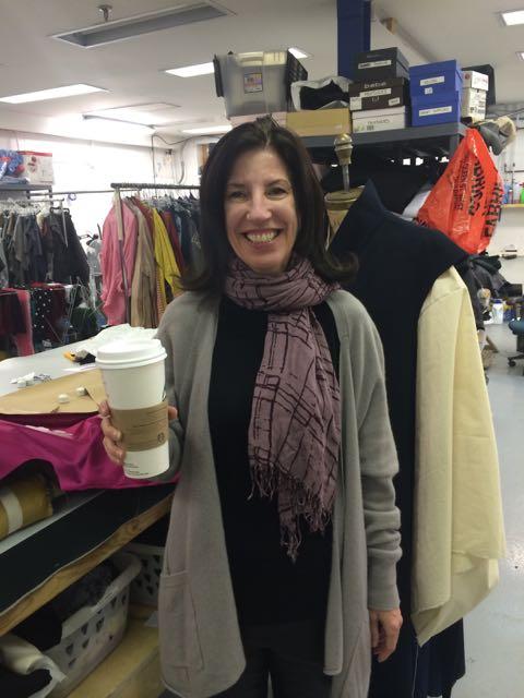 March 17, 2015: Introducing Dark Matter Costume Designer Noreen Landry And The Dark Matter Costume Department!