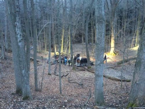 April 6, 2015: Day #3 Of Our Four Days Of Tabor Calchek Feature!  Enjoying The Great Outdoors On Dark Matter Episode #109!