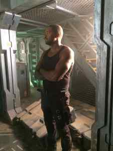 May 11, 2015: The Dark Matter Rollout Continues!  Introducing Roger Cross As Six!