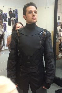 May 8, 2015: The Dark Matter Rollout!  Introducing Marc Bendavid As One!