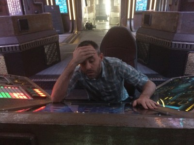 May 16, 2015: The Last Days Of Production On dark Matter's first Season!