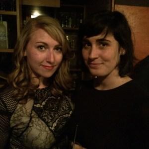 Mackenzie and Megan