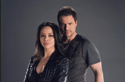 May 28, 2015: 15 Days To The Dark Matter Premiere!  Tell Your Friends, Family, Co-workers, And Acquaintances!  Maybe A Few Strangers As Well!