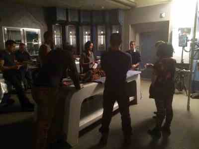 June 29, 2015: Dark Matter Episode 103!