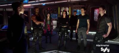 June 19, 2015: Dark Matter Episode 2 Airs Tonight!  10 P.m. Est And Pst!  9 P.m. Cst!  7 P.m Pst!