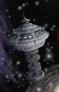 DM space Station 02