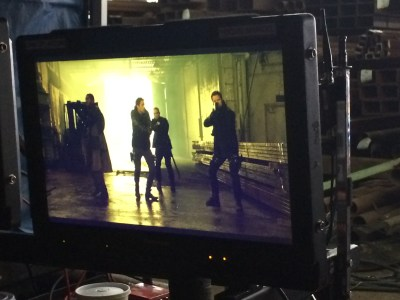 June 16, 2015: Behind The Scenes On Dark Matter Episode #101!