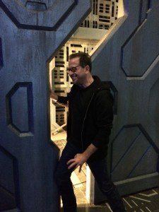 June 13, 2015: Ship-based Sf Has Returned!  Let's Talk Dark Matter!