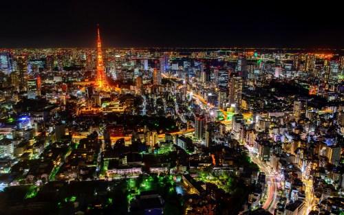 July 23, 2016: Tokyo In 2016?  Maaaaaybe!