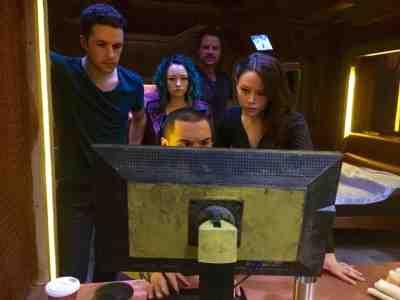 July 31, 2015: Dark Matter Episode 108!  Tonight!