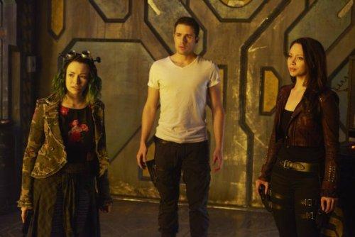 August 26, 2015: Dark Matter – The Season One Finale!