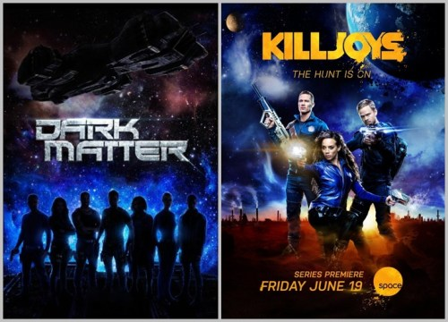 September 1, 2015: Dark Matter Season 2!!!