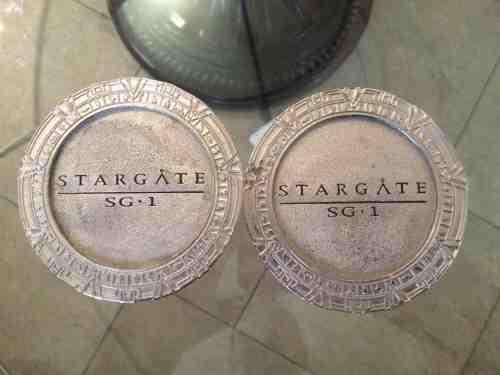 September 27, 2015: Stargate Sg-1 Coaster Giveaway!