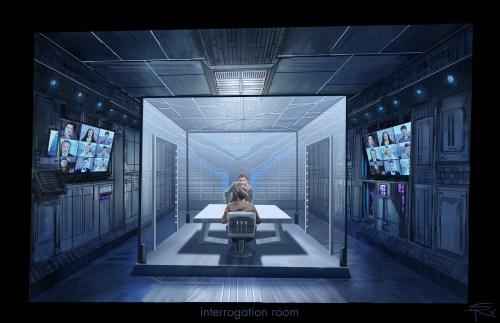 December 3, 2015: Dark Matter Season 2 Prep Continues! Goodies Galore!
