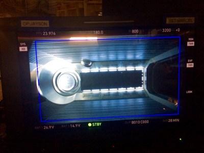 December 12, 2015: Dark Matter Episode 201 Day 4!  Yes, On A Saturday!
