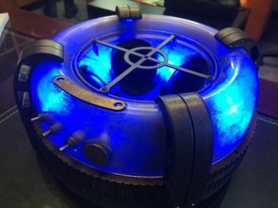 January 22, 2016: Dark Matter Props!  Another Fan Q&a!