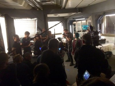 April 28, 2016: Vote On A New Dark Matter Episode Title!