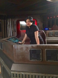 April 21, 2016: New Dark Matter Episode Title!  And Much Love For Syfy International!