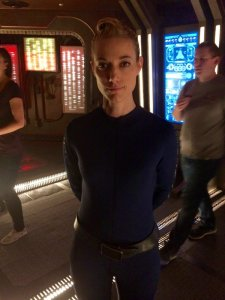 May 16, 2016: Dark Matter!  Star Trek!  Stargate!