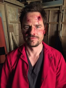 May 11, 2016: The Dark Matter Cast Takes A Beating This Season!