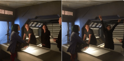May 2, 2016: Final Week Of Production On Dark Matter's Second Season!