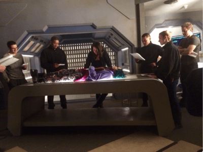 May 3, 2016: Pick A Title For The Dark Matter Season 2 Finale!