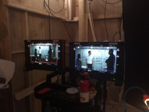 June 5, 2016: More Dark Matter And Stargate Bts Pics!