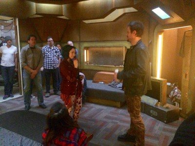 June 3, 2016: Dark Matter Goodies!  Stargate Eye Candy!  Signed Scripts!