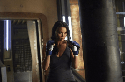 June 18, 2016: Melissa O'neil, Dark Matter's Two, Answers Your Questions!