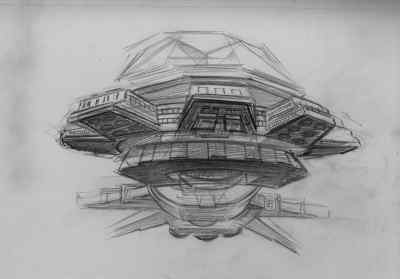 June 17, 2016: Another Dark Matter Q&a!  More Stargate Concept Art!