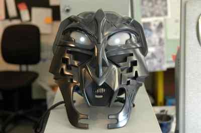 Supersoldier helmet