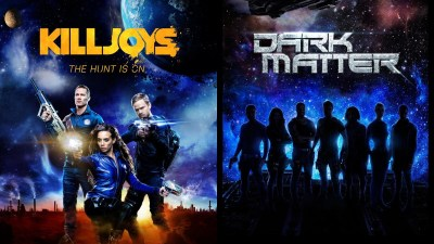 July 1, 2016: Dark Matter Season 2 Premiere Night!