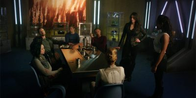 August 8, 2016: The Seven Samurai! Who's The Betrayer? And Why You Should Be Watching Dark Matter!
