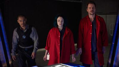 "August 15, 2016: Dark Matter ""she's One Of Them Now"" Deleted Scenes And Dialogue!"