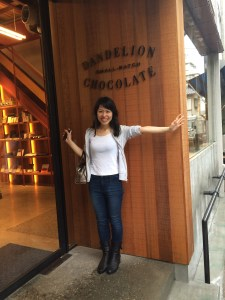 September 13, 2016: Making Chocolate!  And Television!