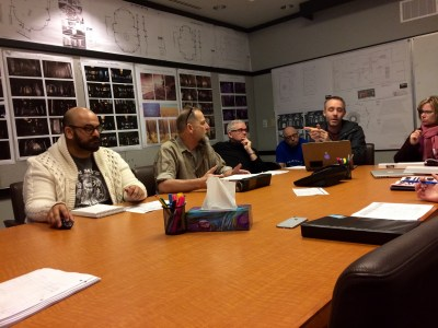 December 1, 2016: Dark Matter Season 3 – Day 10 Of 91!