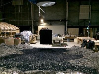 December 2, 2016: Dark Matter Season 3 – Day 11 Of 91!  Quiz Ian Brock!