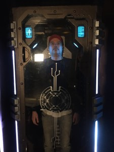 February 3, 2017: Dark Matter Season 3 – Day 46 Of 91!