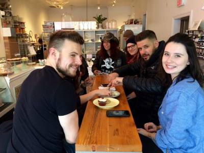 March 26, 2016: Toronto Dessert Tour 2017, Part 1