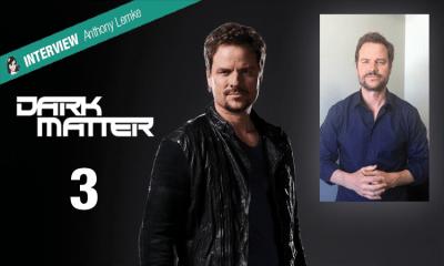 July 11, 2017: Dark Matter News!