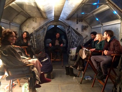 July 12, 2017: Dark Matter Season 3 – Behind The Scenes!