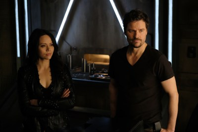 August 25, 2017: Tonight, It's The Dark Matter Season 3 Finale!  At 9/8c On Syfy And Space Channel!