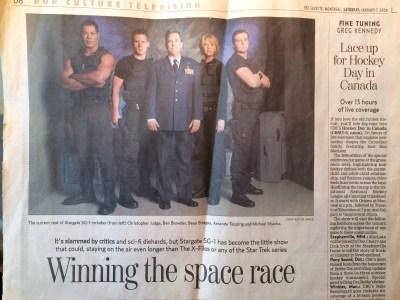 August 1, 2017: The Stargate/dark Matter Connection!