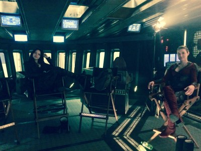 August 21, 2017: Thanks For Making Dark Matter Syfy's #1 Most-watched Scripted Show Of The Week!