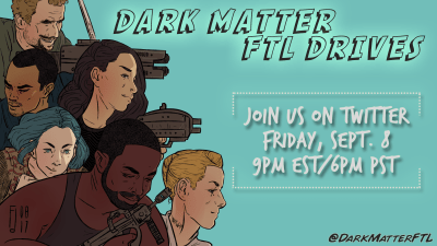 September 8, 2017: Dark Matter Fans Having An Impact And Making A Difference!