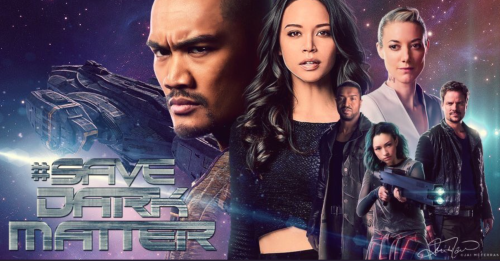 September 5, 2017: Dark Matter Fans Get Ready To Storm The Castle!