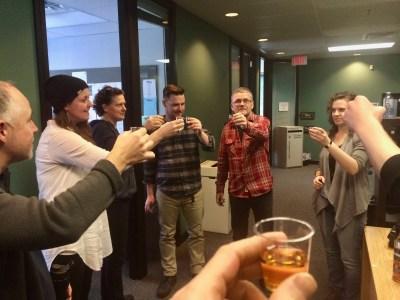 November 8, 2017: The Dark Matter Whisky Club – A Short Visual History (2014-2017)!