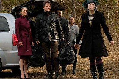 December 28, 2017: The Dark Matter Season 3 Awards – Part 1!