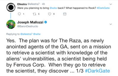 December 11, 2017: Dark Matter Secrets Revealed!