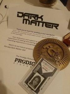 February 3, 2018: Spreading The Dark Matter Love!